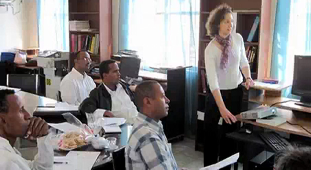 Assessing Eritrean Medical Library Needs