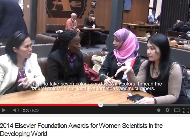 2014 Els Foundation Awards