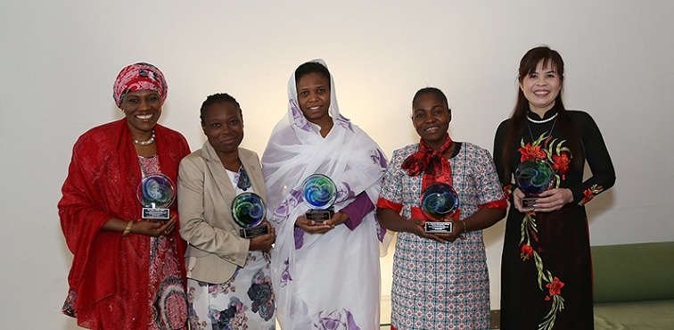 Women Scientists from Developing Countries Honored for Research in Physics and Math