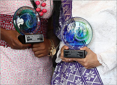 Elsevier Foundation Awards for Early-Career Women Scientists in the Developing World