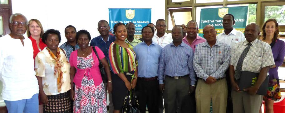 Scientific publishing in Tanzania: a 'safi sana' journey