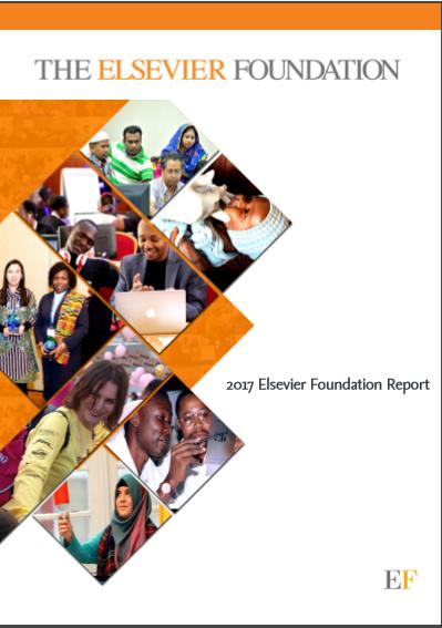 2017 Elsevier Foundation Report
